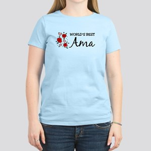 WB Mom [Basque] Women's Light T-Shirt